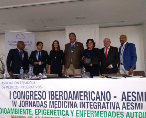 Congreso médicos integrativos